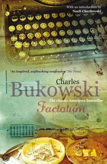 bol.com | Factotum, Charles Bukowski | 9780753518151 | Boeken