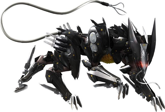 Bladewolf / Metal Gear Solid Rising: Revengeance