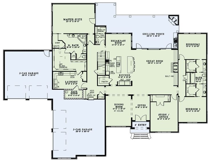 147 best family compound dreams images on pinterest my for Family compound floor plans