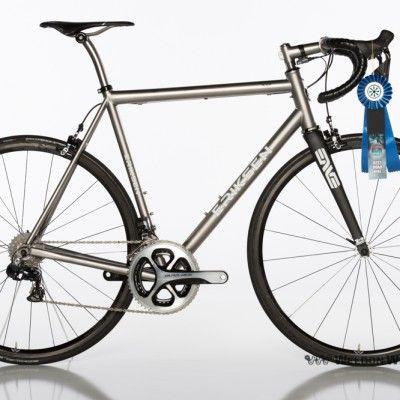 NAHBS | North American Handmade Bicycle Show | Kent Eriksen Cycles | #NAHBS