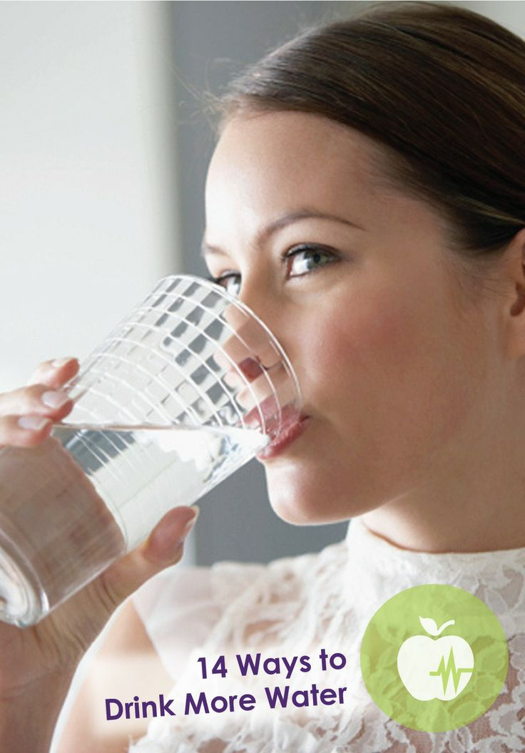 13 Sneaky Ways to Drink More Water RightNow