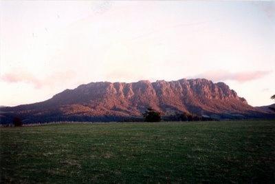 Mt. Roland, Northern Tasmania