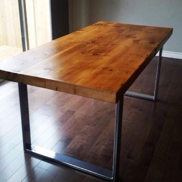 10 Best Reclaimed Wood Tables Images on Pinterest Reclaimed Wood