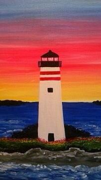 JJ Grimsby And Co (Stoneham) ~ November 17th ~ Created For Paint Nite