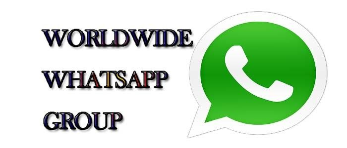 New Worldwide WhatsApp Group Links | Whatsapp Groups in 2019