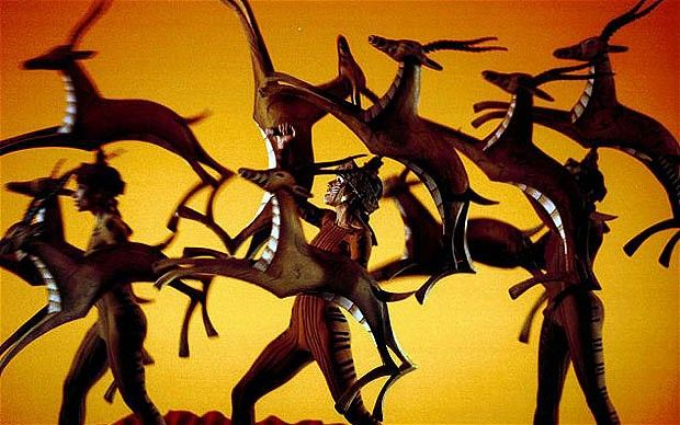 Lion King- Broadway, US. The hit musical adaptation of the film has become the highest earning show in Broadway history.