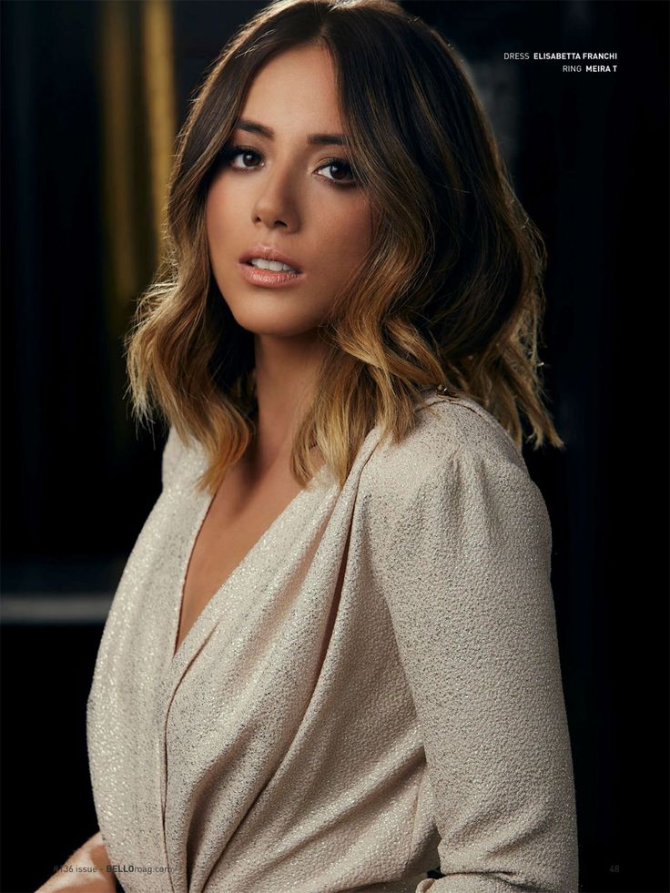 Chloe Bennet – Bello Magazine November 2016