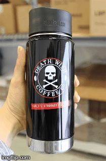 That\u0026#39;s that Death Wish!!! on Pinterest | Death, Coffee and Coffee ...