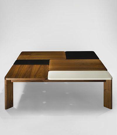 India MahdaviBluff Coffee Table