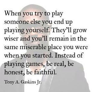 Follow Zenory Psychic Readings, like or share if you agree ~ Tony A. Gaskins Jr