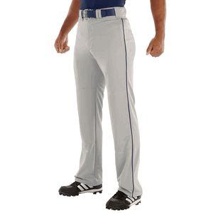 Teamwork 3757 Relay 17oz. Adjustable Inseam Piped Baseball Pants
