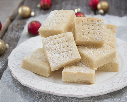 Shortbread is a holiday dessert that's been around since the 12th century, and it's no wonder we still love it so much today. With its rich, buttery, melt-in-your-mouth flavour, it's impossible