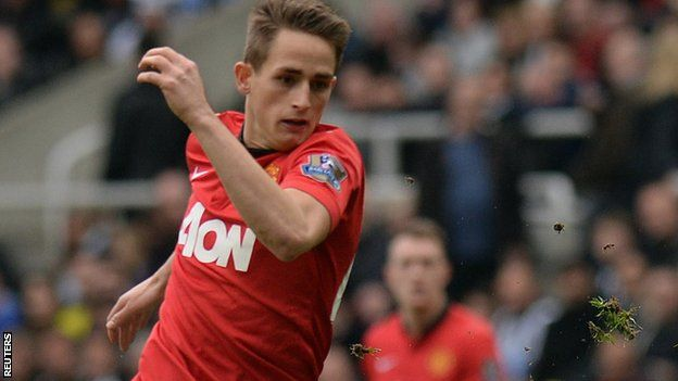 Adnan Januzaj: Man Utd player to represent Belgium - Article From BBC Website - http://footballfeeder.co.uk/news/adnan-januzaj-man-utd-player-to-represent-belgium-article-from-bbc-website/