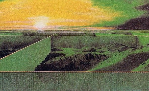 Superstudio | The First City | 1971