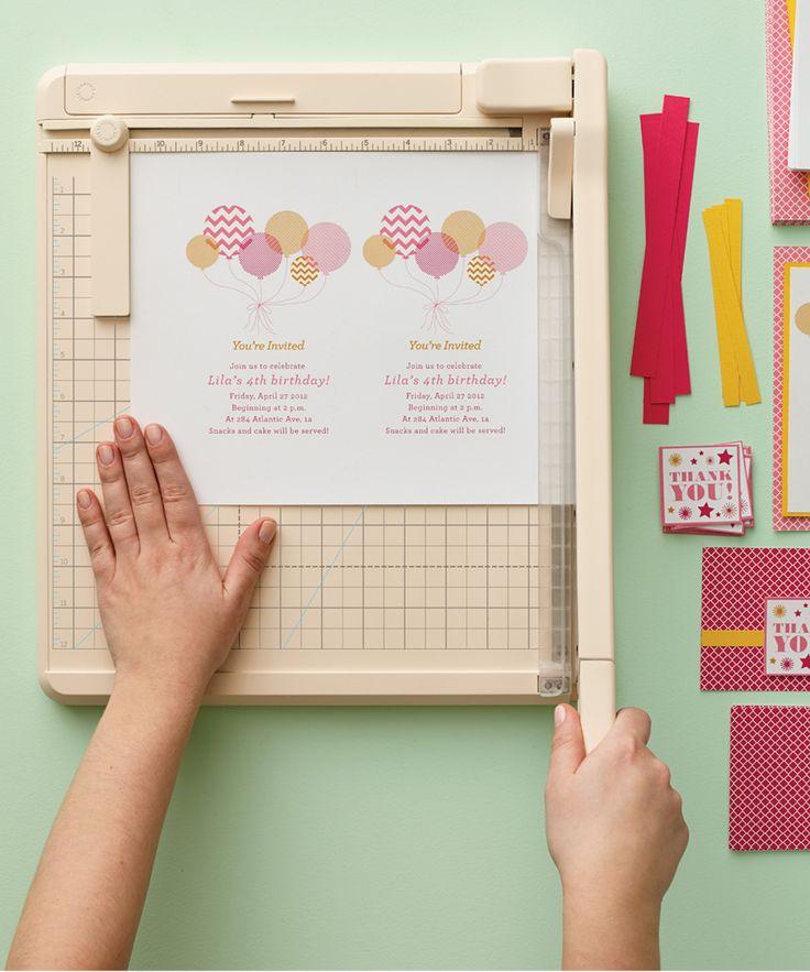 Martha Stewart Crafts Heavy-Duty Paper Trimmer