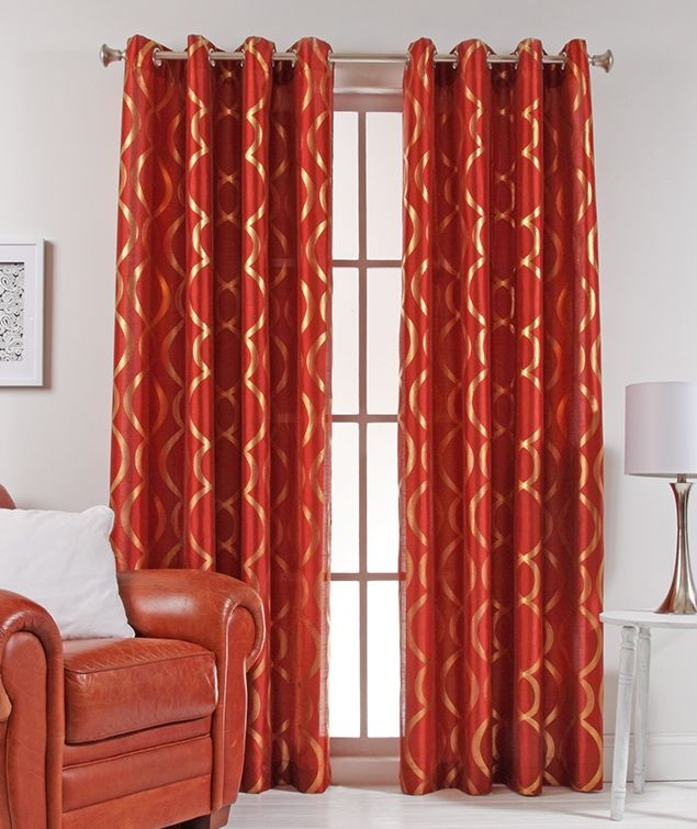 rust color curtains jessie 39 s western chic bedroom makeover pinter