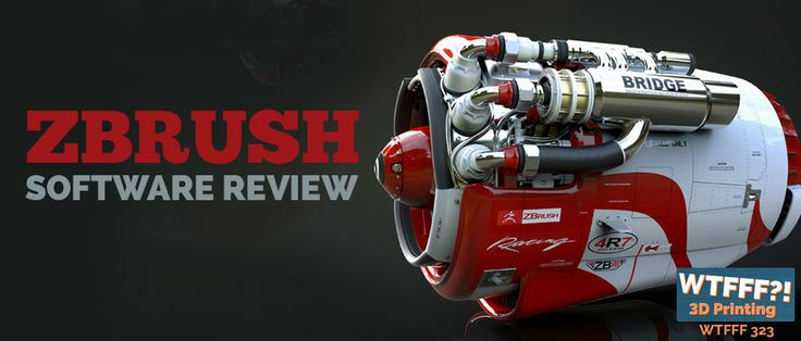 Doing a ZBrush CAD software review and it is a very different CAD program from anything else we have reviewed on WTFFF?! before. It's a very different kind of CAD program in general. This is really gong to be very interesting for those of you that have been listening to our different reviews in our series of CAD software reviews.
