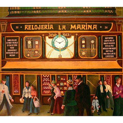 LOS ORÍGENES DE LA JOYERÍA ROCA (3ª Parte): De 1909 a 1920: Jacinto Roca Fuster convierte la relojería en un negocio creciente y referente. Se traslada a un local más amplio, en la Rambla del Centre; paseo de moda para la burguesía. Empieza a incorporar el negocio de la joyería. Una evolución necesaria, los relojes los llevaban los hombres en el bolsillo del chaleco y para sujetarlos precisaban de una cadena que solía ser de oro. Continuará...
