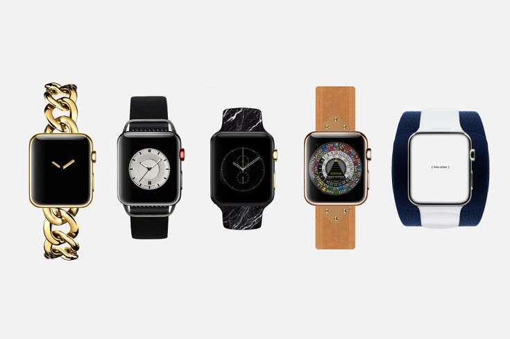 What if the Apple Watch was Designed by Famous Fashion Designers? | Highsnobiety