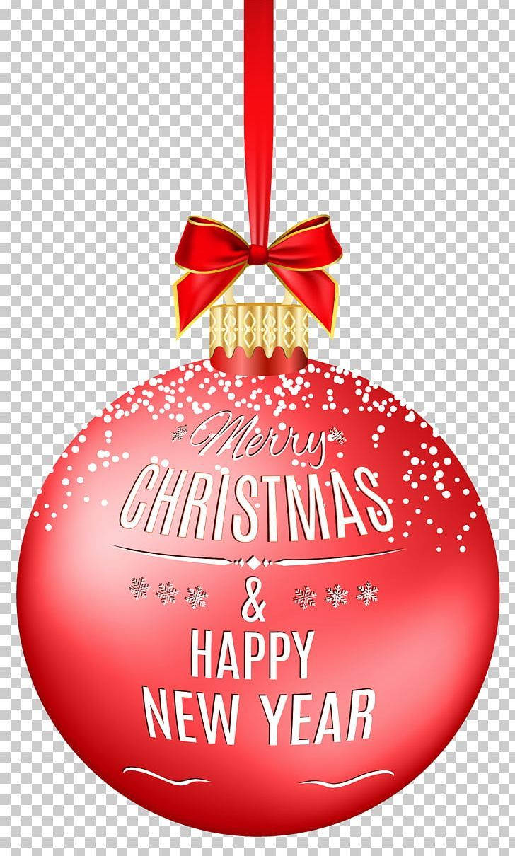 Christmas Ornament New Year Png Ball Christmas Christmas Christmas And Holiday Seas Merry Christmas And Happy New Year Christmas Balls Happy New Year Png