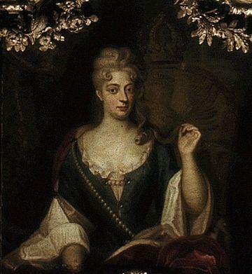 Sophia Dorothea of Hanover as crown princess of Prussia