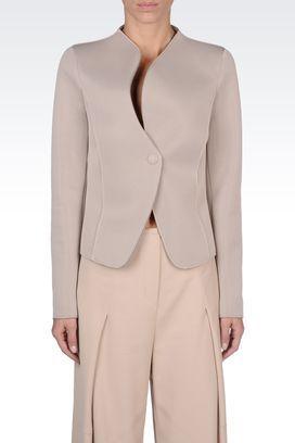 Giacche Emporio Armani Donna su Emporio Armani Online Store. Classy SuitsLadies  JacketsEmporio ...