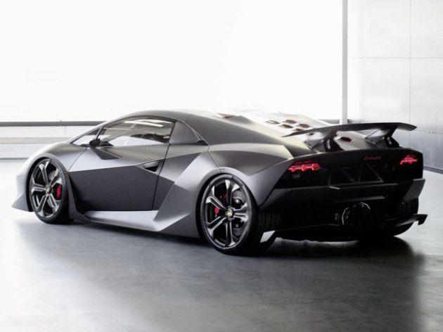 Lamborghini Sestro Elemento