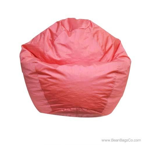 Classic PVC Vinyl Small Bean Bag Chair | ON SALE: $54.99 | Free Shipping - No Sales Tax.