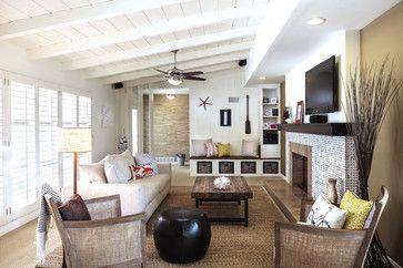 Sail Bay - contemporary - living room - san diego - Corine Maggio Natural Designs
