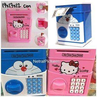 Celengan Atm Hello Kitty Dan Doraemon IDR : 135.000 SMS & TLP 082244885838 | 082231029992 PIN BB : 51D53F9A / D04C399C