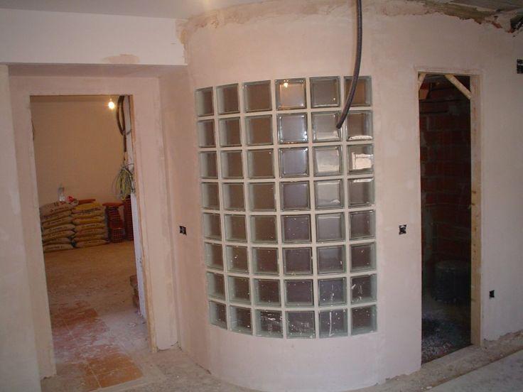 M s de 25 ideas incre bles sobre ladrillos de vidrio en pinterest ladrillo vidrio duchas de - Decoracion con paves ...
