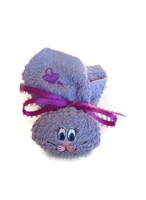 Purple Mountain Majesty Boo-boo Bunny Rabbit by JulsSewCrazy - Huggable and soothing by #JulsSewCrazy #SFEtsy