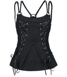 goth tops - Google Search
