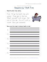 Понимание прочитанного лист - мой дом | дети обучение вокзала