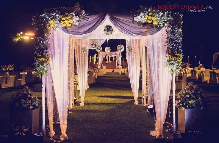 #The entryway to a heavenly peacefulness #bookeventz #wedding #stage #decor #decorations #weddingstage #marriage
