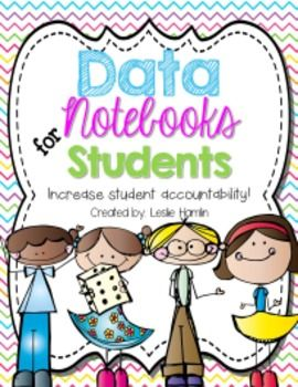 Student Data Notebooks: Increase Student Accountability  LOVE THIS!  Super comprehensive!!  :-)