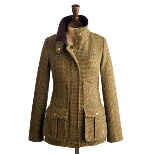 Joules Tweed Field Coat