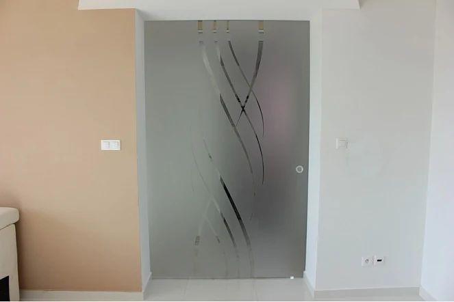 Sklenené posuvné dvere GG - 36