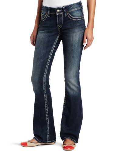 Silver Jeans Juniors Suki Bootcut Jean for only $64.99 You save: $23.01 (26%) + Free Shipping