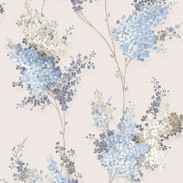 Italian Chic (Italian Vinyl) Collection by Galerie - 5506 #galerie #homedecor #wallpaper #wallcovering #floral #interior