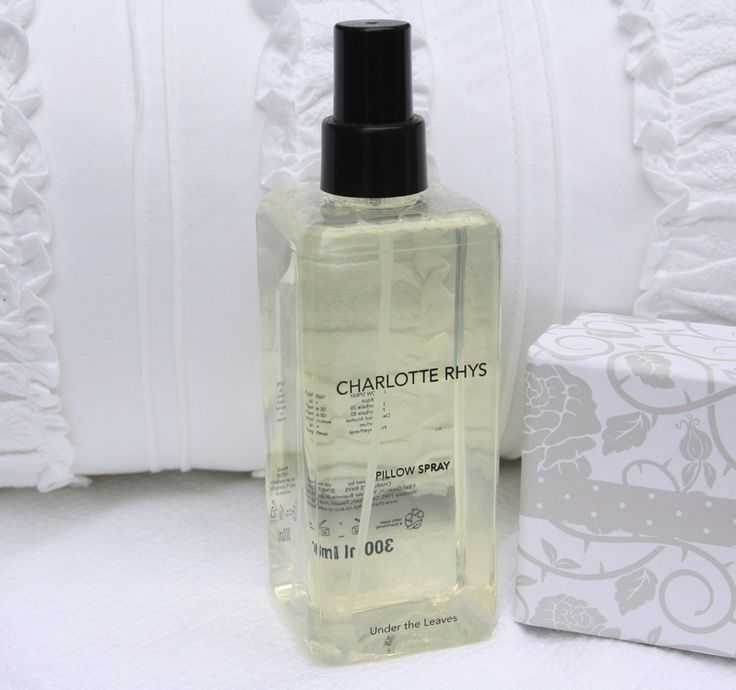 Pillow Spray – 300ml  Fragranced spray to refresh your pillows and bed linen