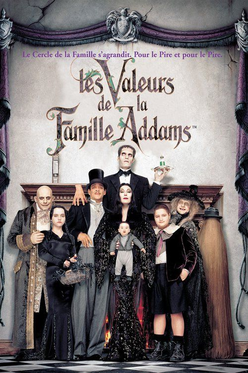 Watch Addams Family Values Full Movie Online