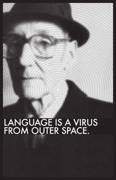 Burroughs.. I wish I had written that:) It is so true.. At least in my mind:)