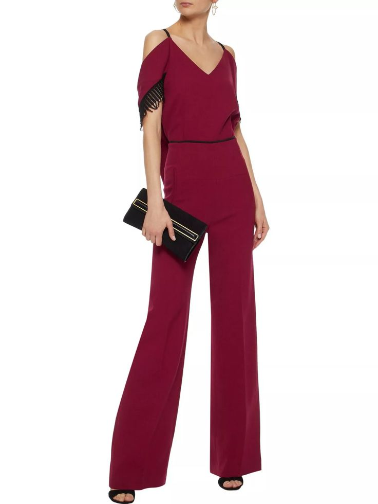 35 Cool and Dressy Jumpsuits for Wedding Guests