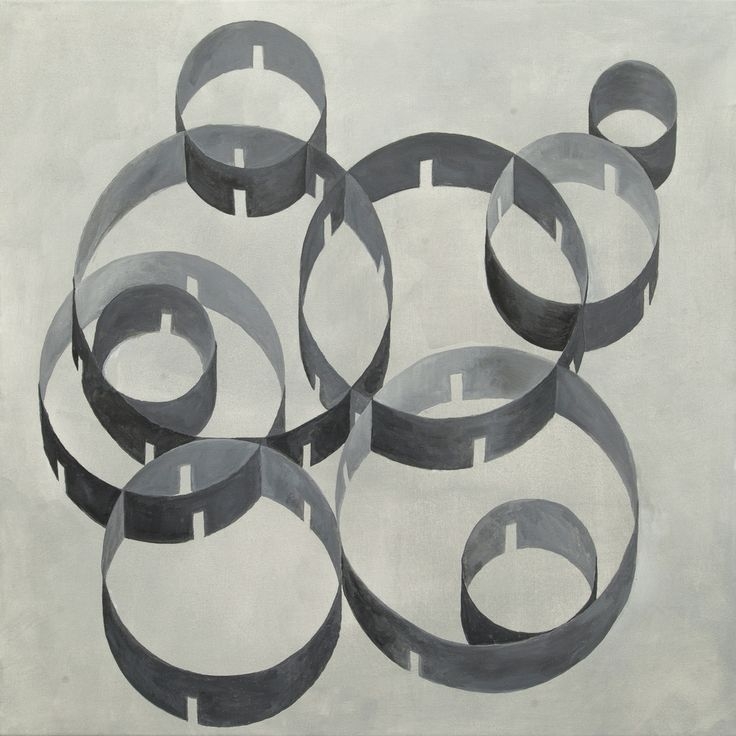 Gallery - Pezo von Ellrichshausen's Model of 100 Circles Explores the Diversity of Repetition - 7