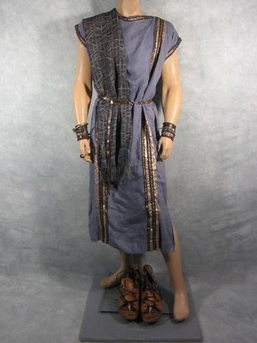 Spartacus Crassus Simon Merrells Screen Worn Roman Ensemble EP 301 COA | eBay