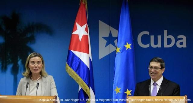 HAVANA, AKARPADINEWS.COM | KUBA, tak lagi seperti dulu. Negara berhaluan komunis yang sebelumnya cenderung mengisolasi itu kini membuka diri. Kuba tak lagi menjaga jarak dengan Uni Eropa (UE) dan