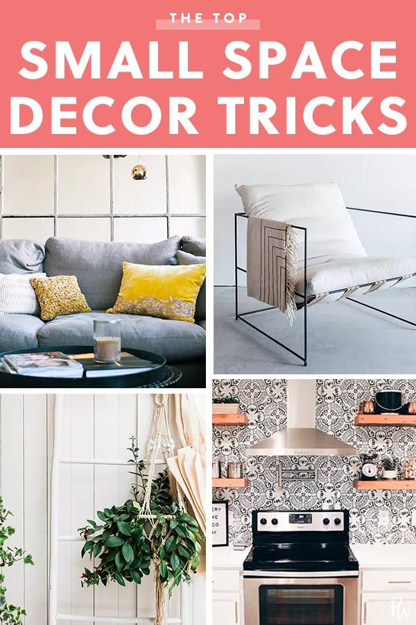 Genevieve Gorder\u0027s 8 Best Tricks for Small-Space Decorating