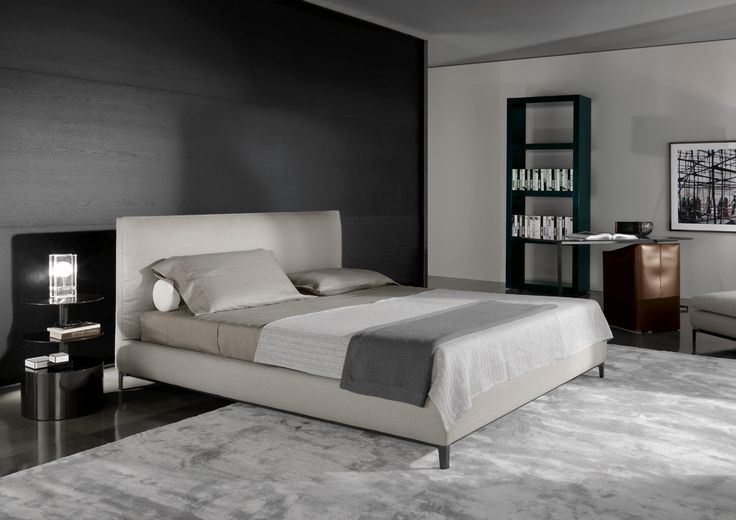 Smink Incorporated | Products | Beds | Minotti | Andersen Bed