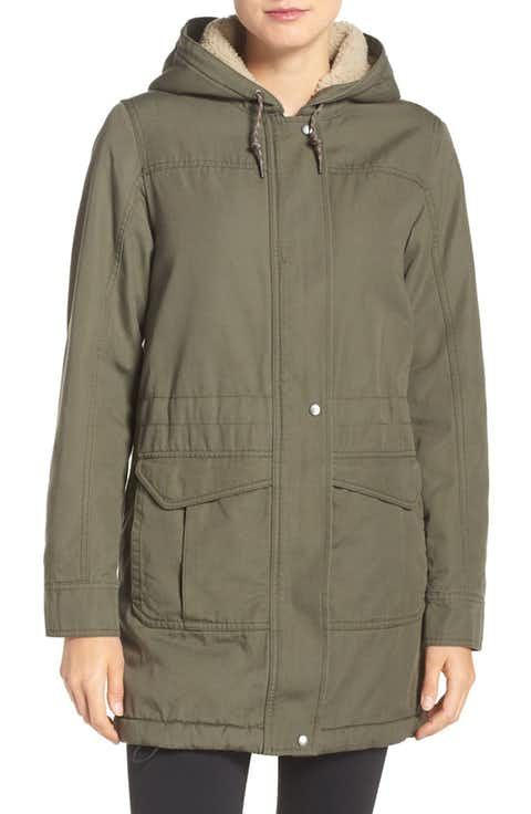 Patagonia 'Prairie Dawn' Canvas Parka